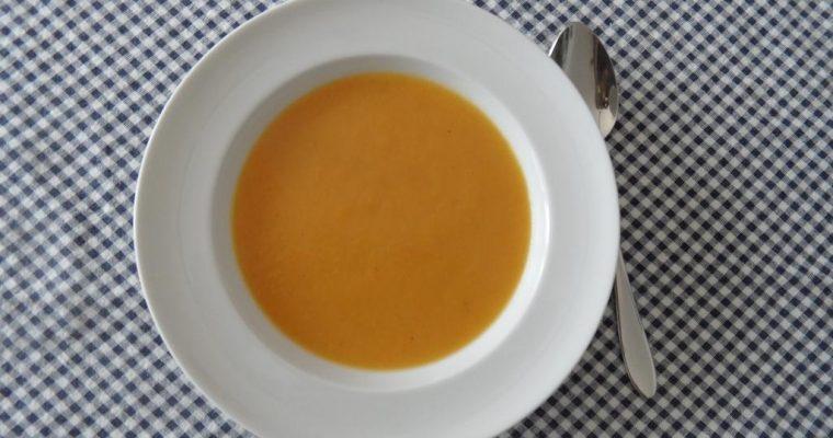 Möhrchen-Suppe