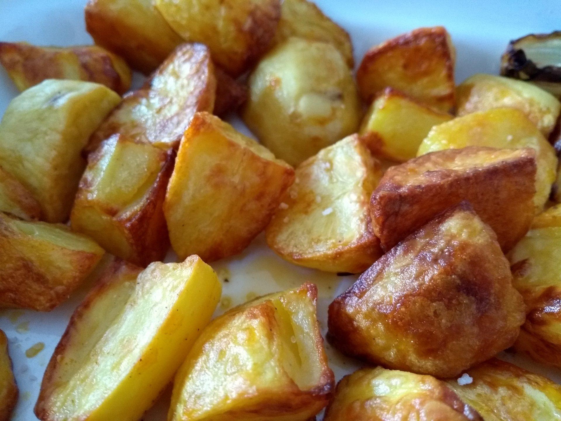 Kartoffel-Wedges