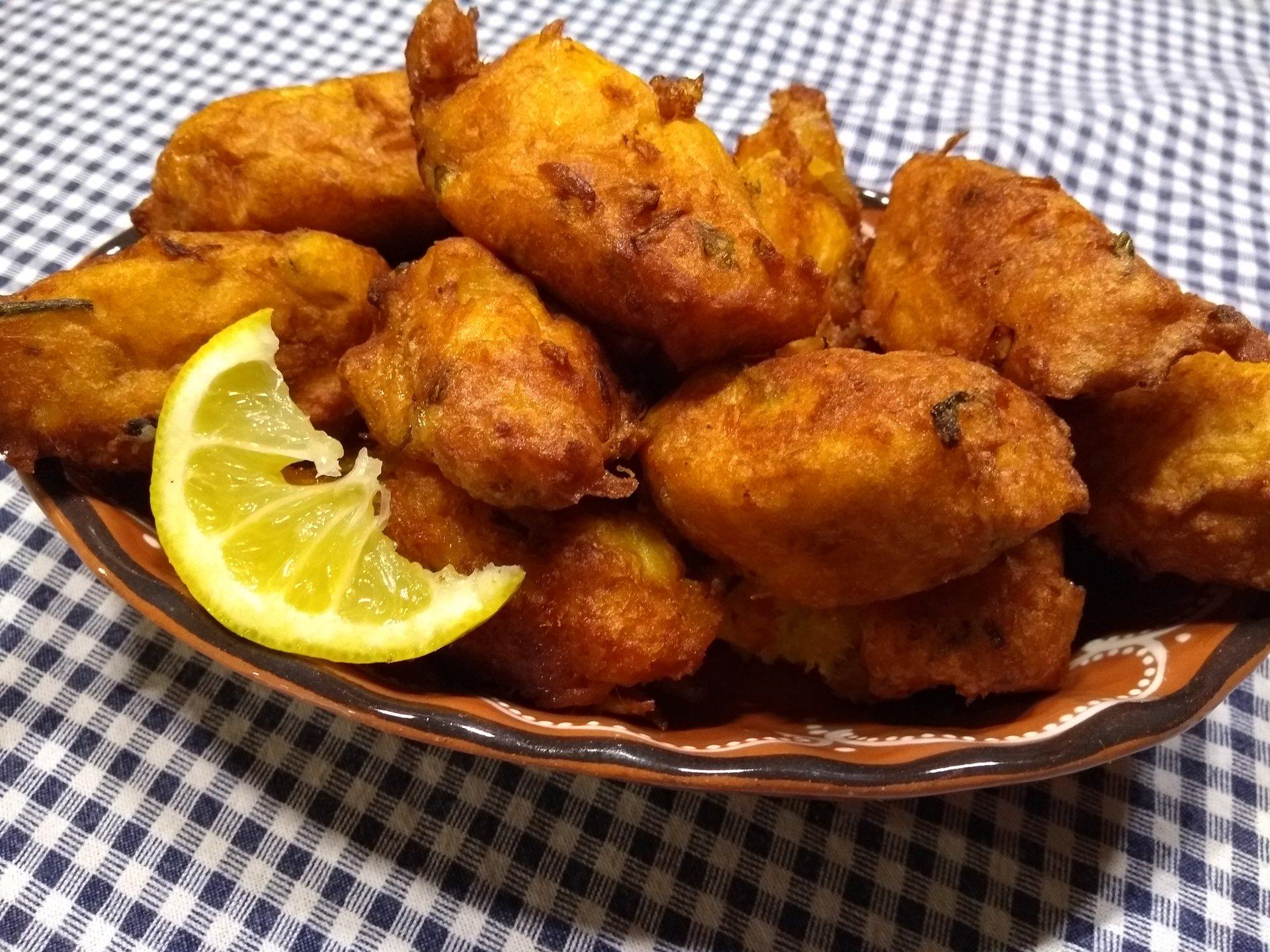 Fischbällchen – low-fodmap Beilage für Suppen und Salate